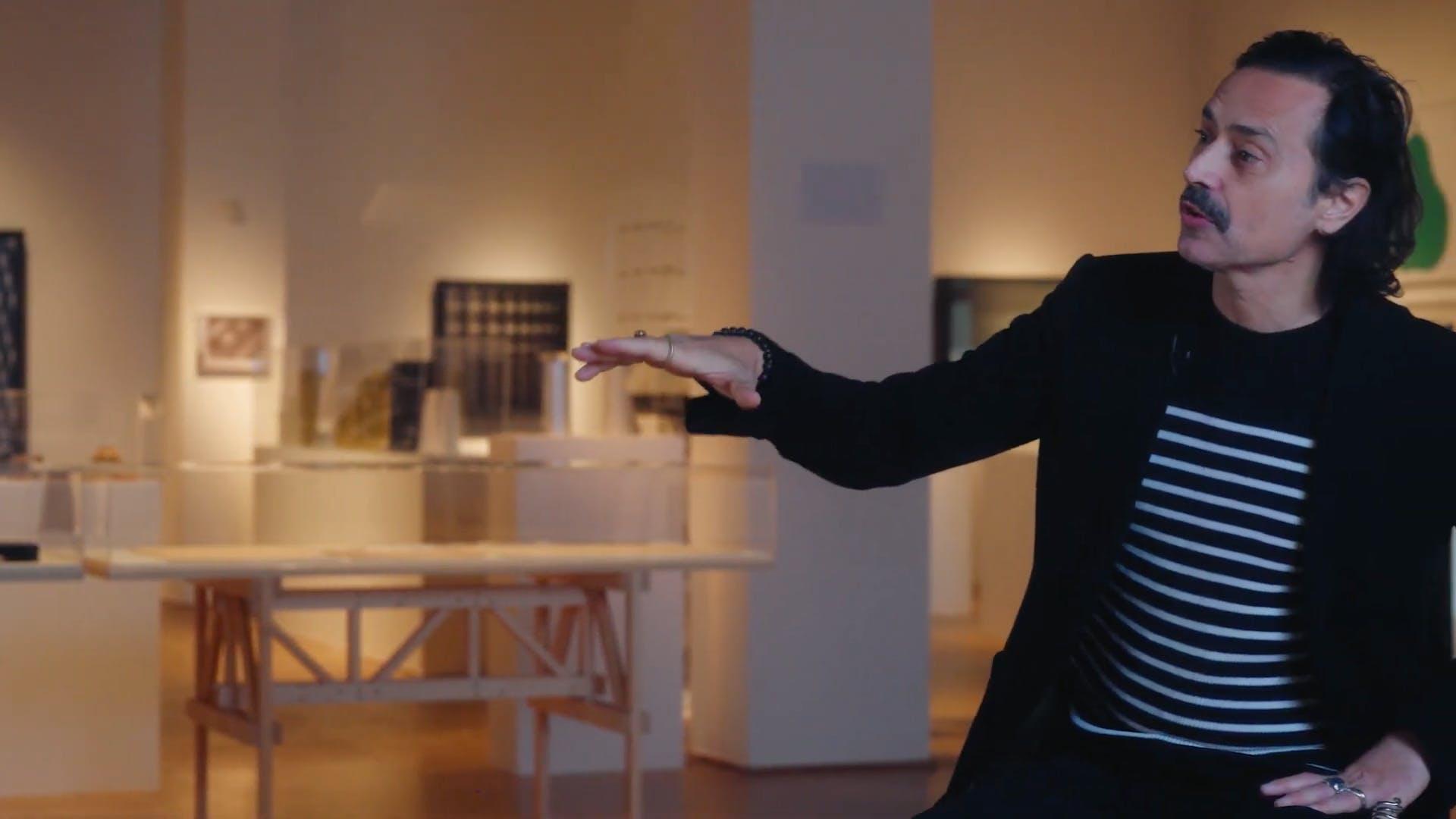 Fermo immagine da As seen by – Ep. 3 – Fabio Novembre, regia di Jacopo Farina
