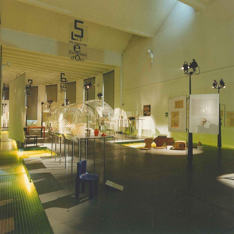 45-63 Un museo del disegno industriale in Italia. Progetto di una collezione. Triennale Milano, 1995 © Triennale Milano