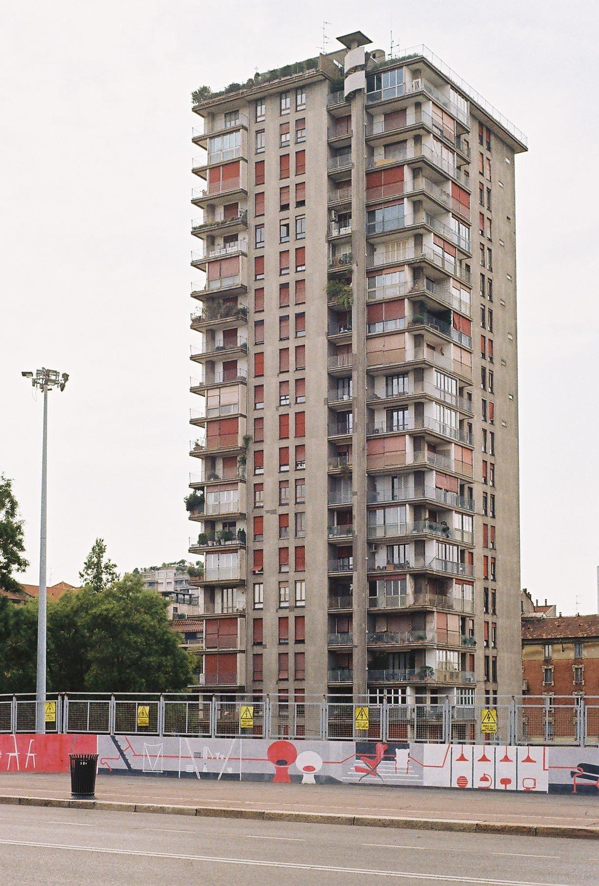 Torre al Parco, Vico Magistretti, © Pazdera