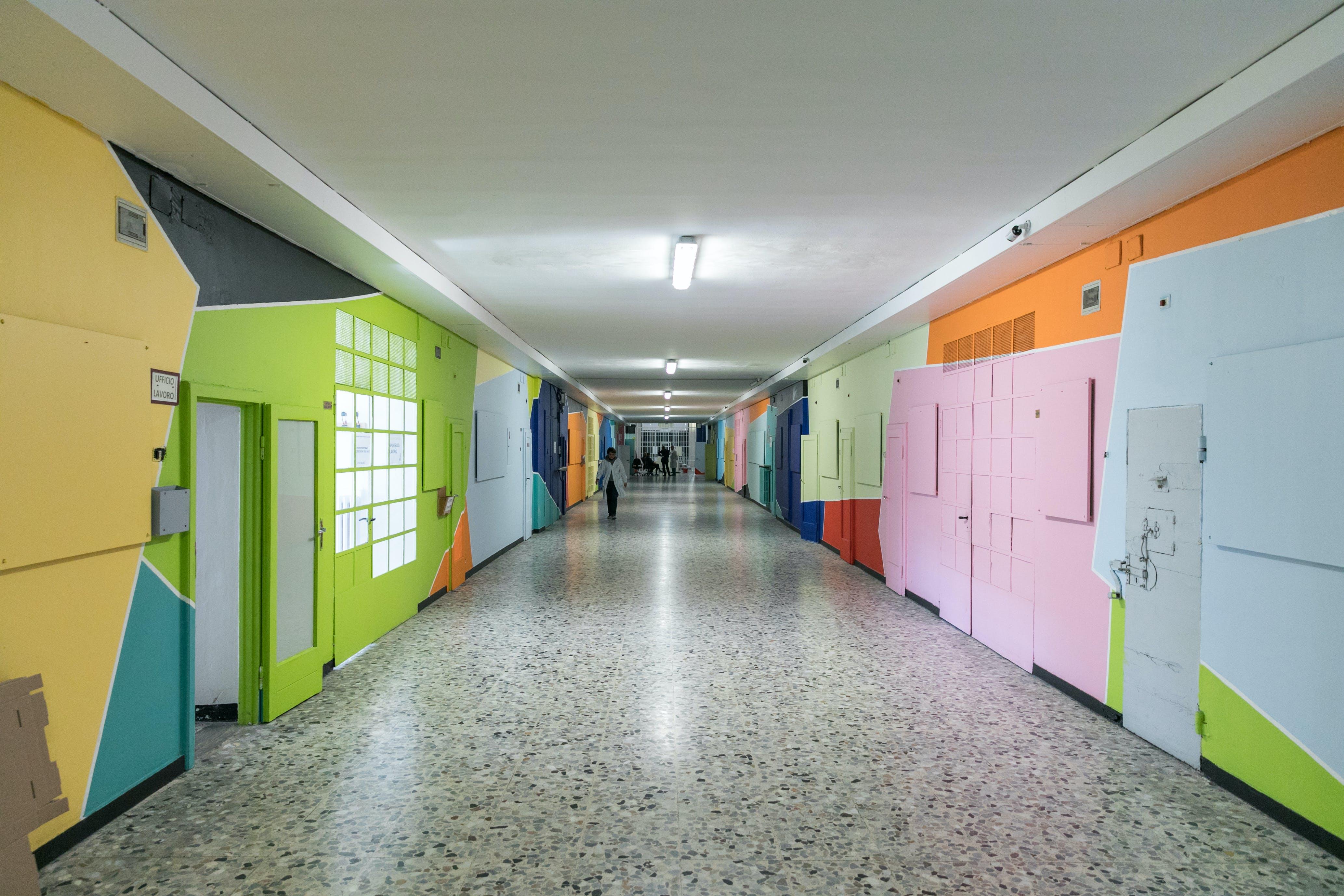 Spazio da riqualificare di San Vittore © Triennale Milano