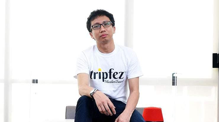 Faeez Fadhlillah, CEO of Tripfez