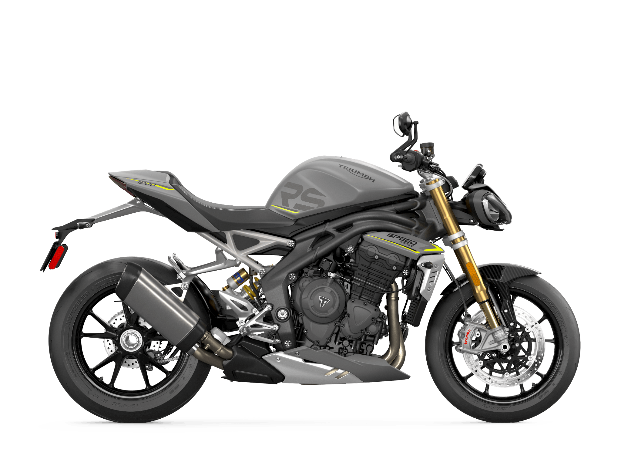 Triumph Nueva Speed Triple 1200 RS