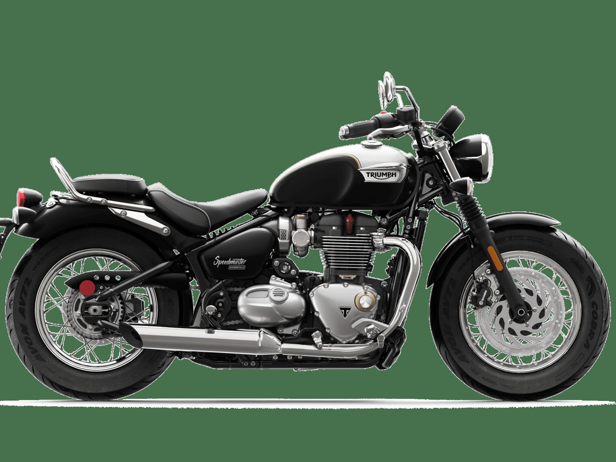 Triumph Bonneville Speedmaster (2020)