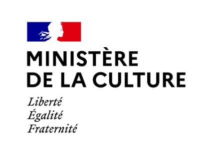 Ministére de la Culture Logo - Tropical Drawing Parter
