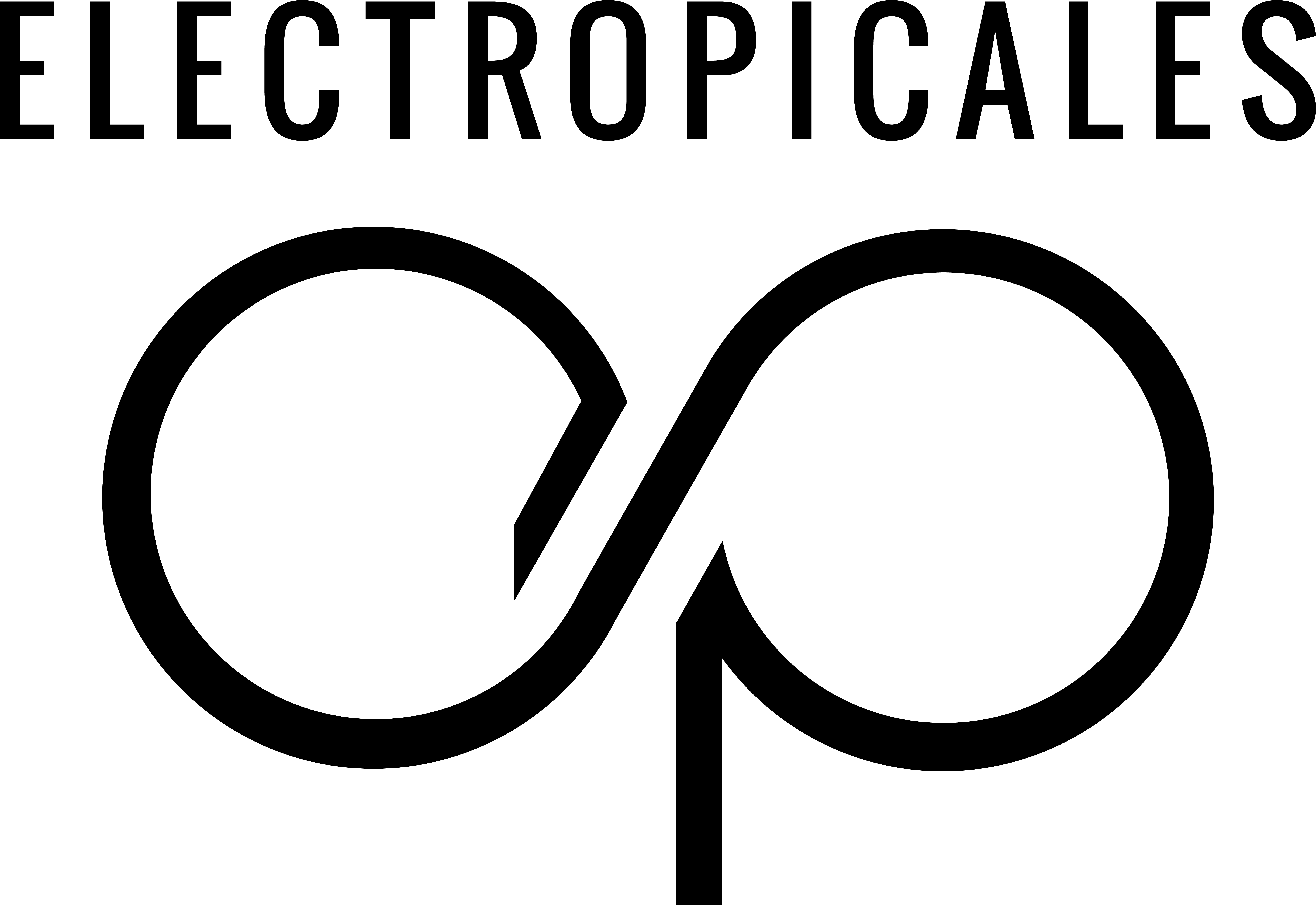 Electropicales - Tropical Drawing Parter