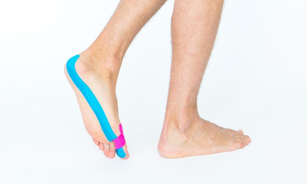 Fußzeh gebrochener Erkennen ob