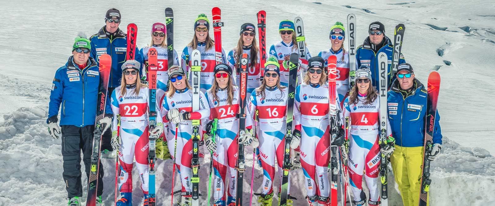 Alpinski Damenteam