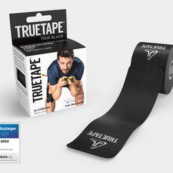 Truetape precut black