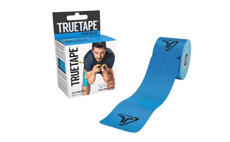 Produktbild TRUETAPE Precut blau