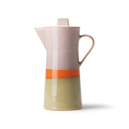 ceramic coffee jug