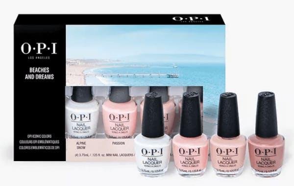 Opi Nail Polish Collection