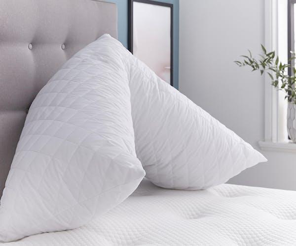 Body Support Pillow. Wayfair, £28.99.