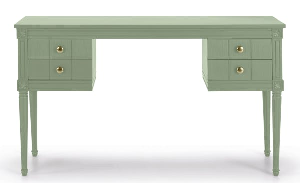 A vintage writing desk from Made.com