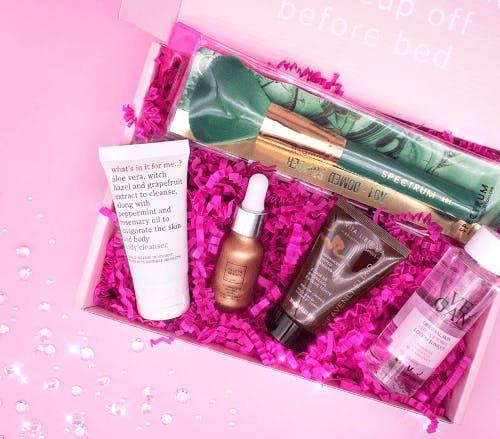 Roccabox beauty subscription box