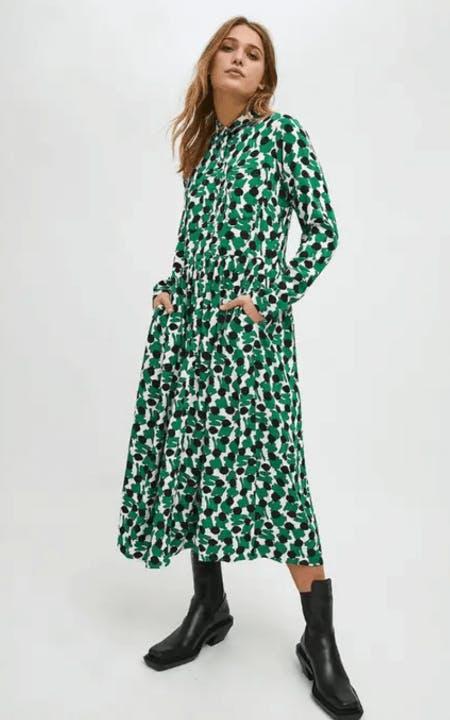 midaxi dress
