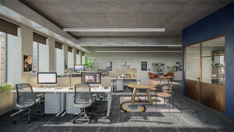 Chicago Convene Coworking Space