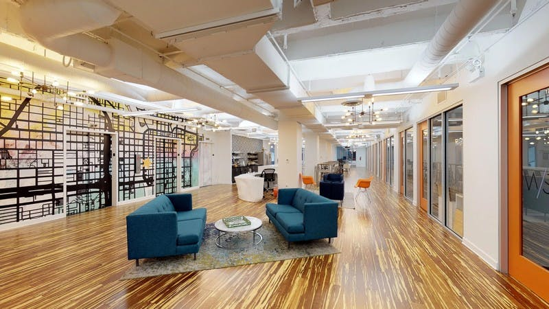 Chicago Novel Coworking Space