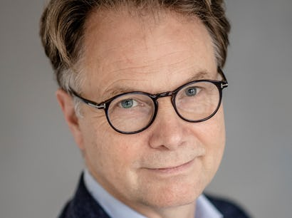 """René Moerland (NRC) over betrouwbaar nieuws: """"Het is een eis aan onszelf en een belofte aan de lezer"""""""