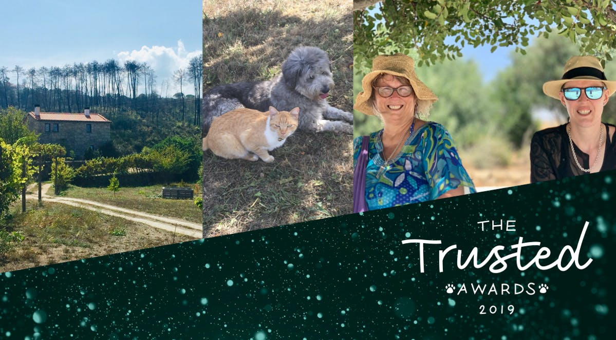 TrustedHousesitters Trusted Awards Winners 2019