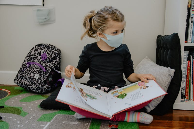 Choosing Quality Child Care During a Pandemic and Beyond cover image