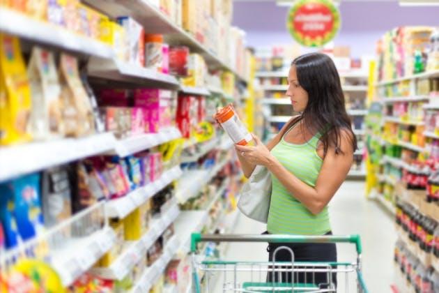 séduire une femme au supermarché