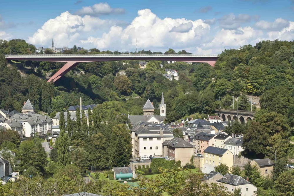 Transport Luxemburg