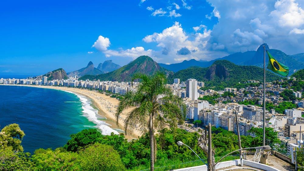 Zeevracht Brazilië