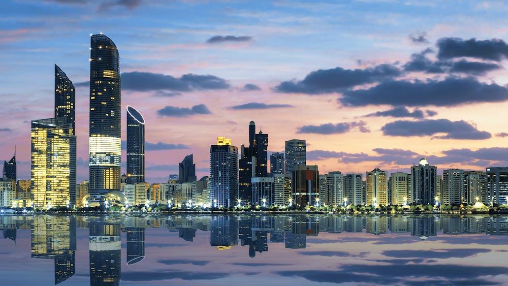 Zeevracht Abu Dhabi