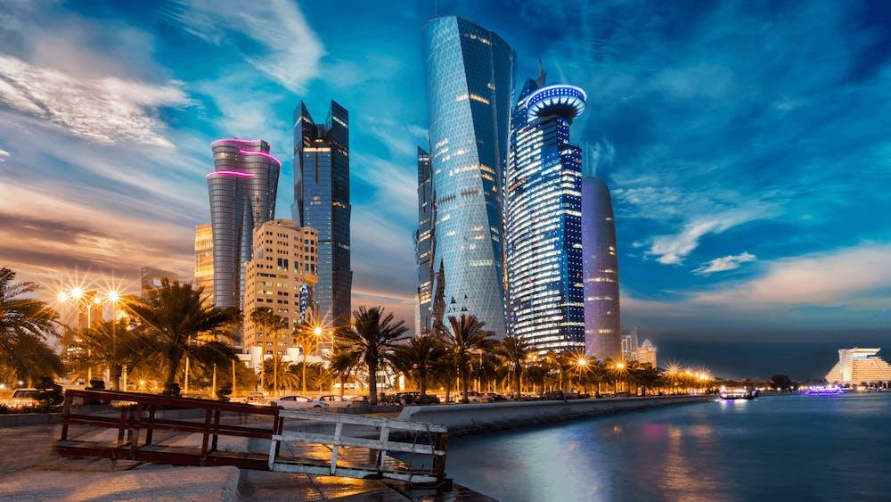 Zeevracht Qatar