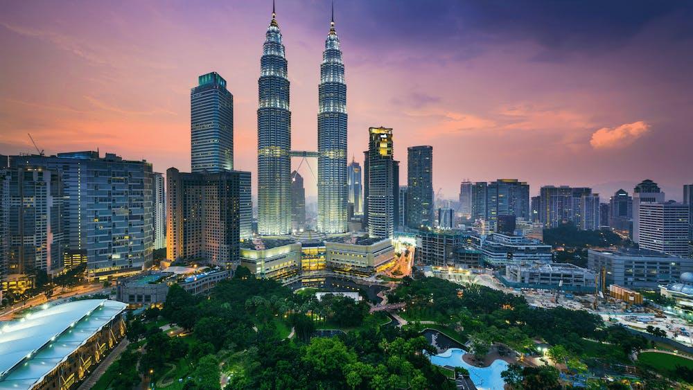 Zeevracht Maleisië