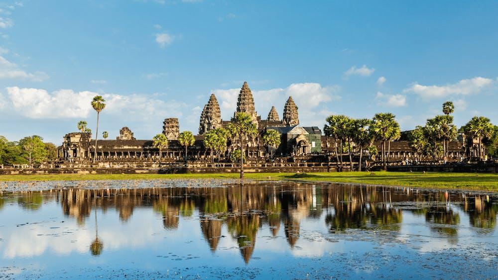 Zeevracht Cambodja