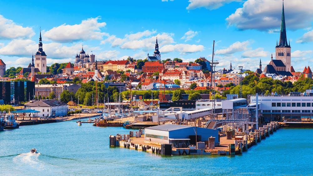 Zeevracht Estland