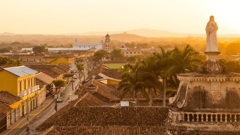 Zeevracht Nicaragua