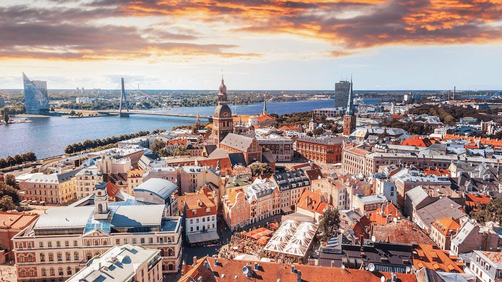 Zeevracht Letland
