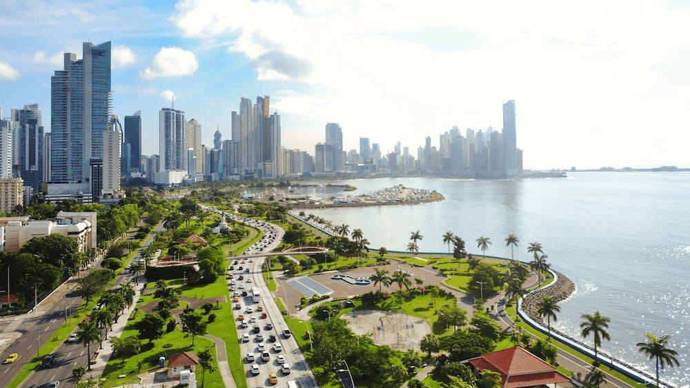 Zeevracht Panama