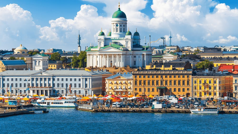 Zeevracht Finland