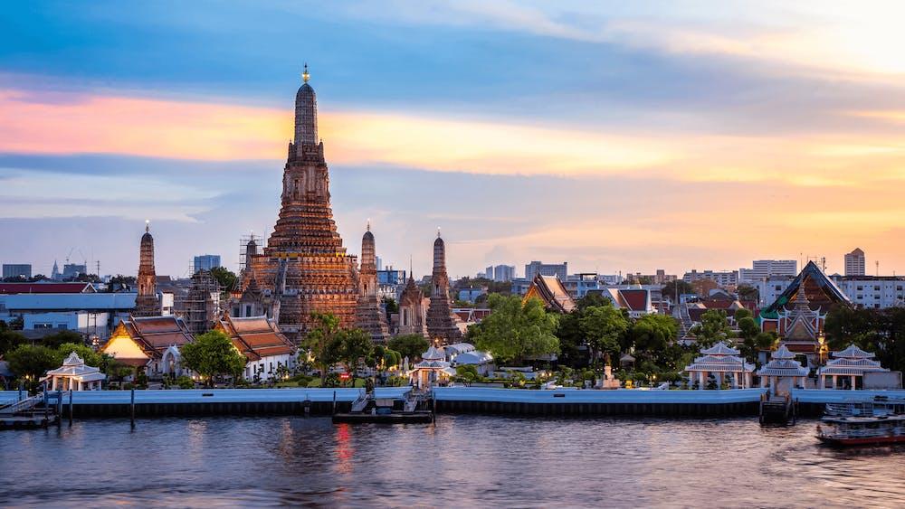 Zeevracht Thailand