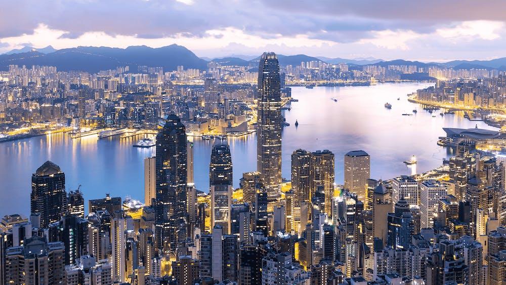 Zeevracht Hong Kong
