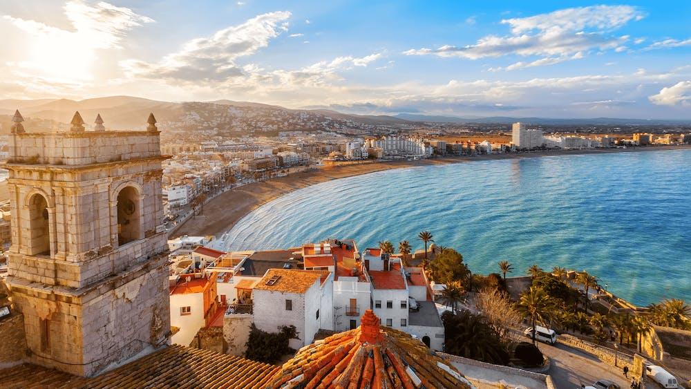 Zeevracht Spanje
