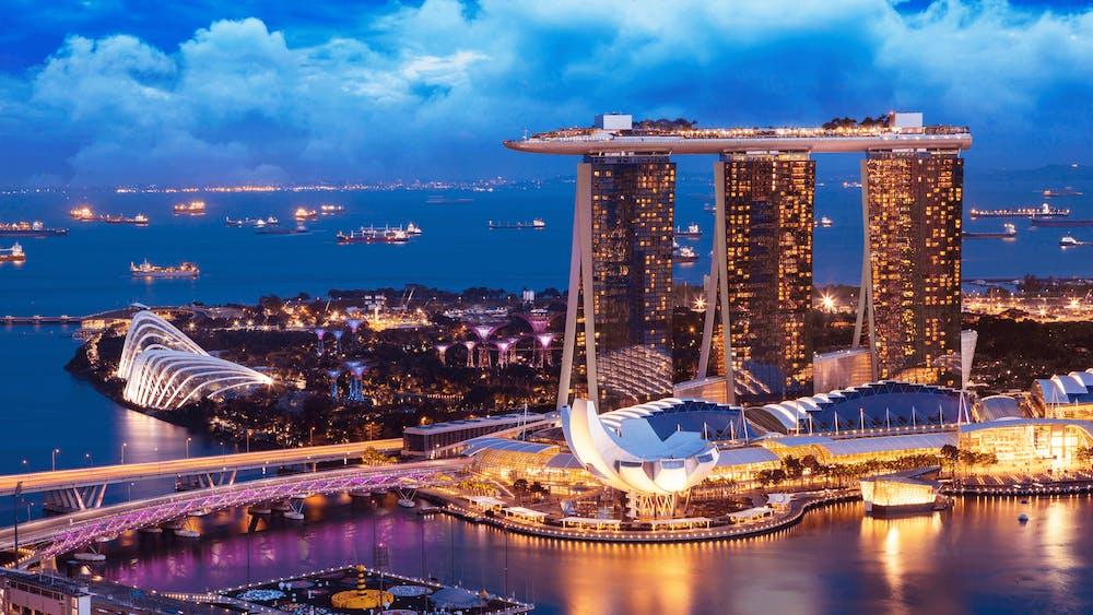 Zeevracht Singapore