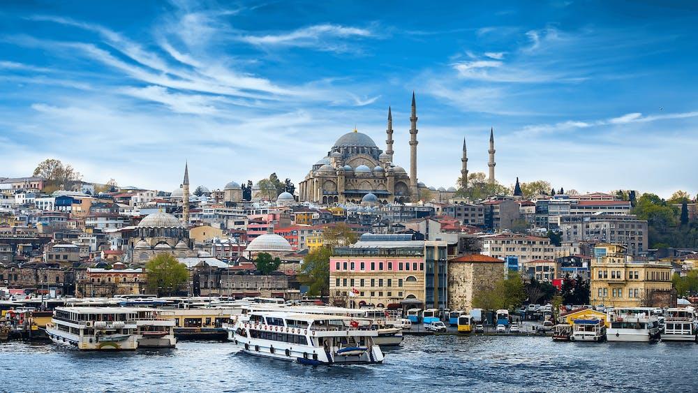 Zeevracht Turkije