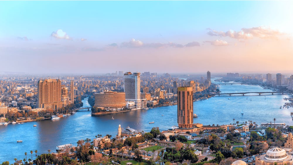 Zeevracht Egypte