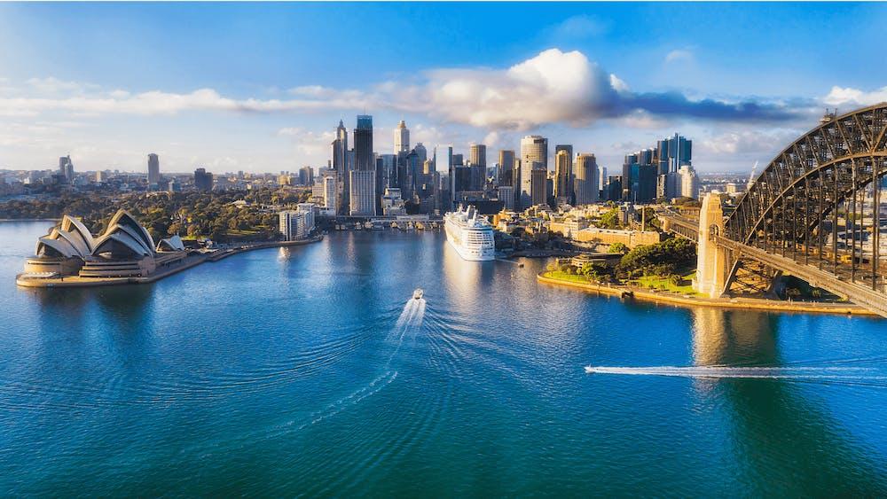 Zeevracht Australië