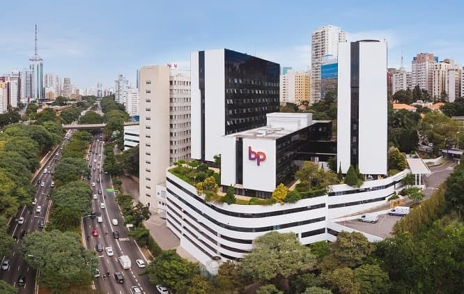 Fachada Hospital Beneficência Portuguesa