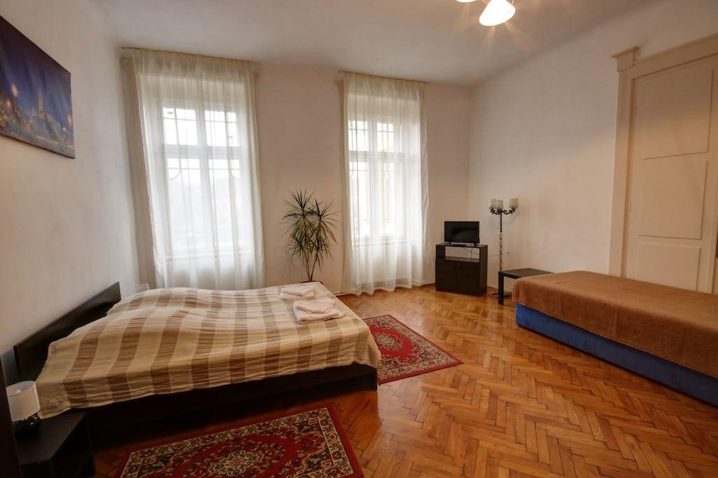 Cameră cu pat adițional
