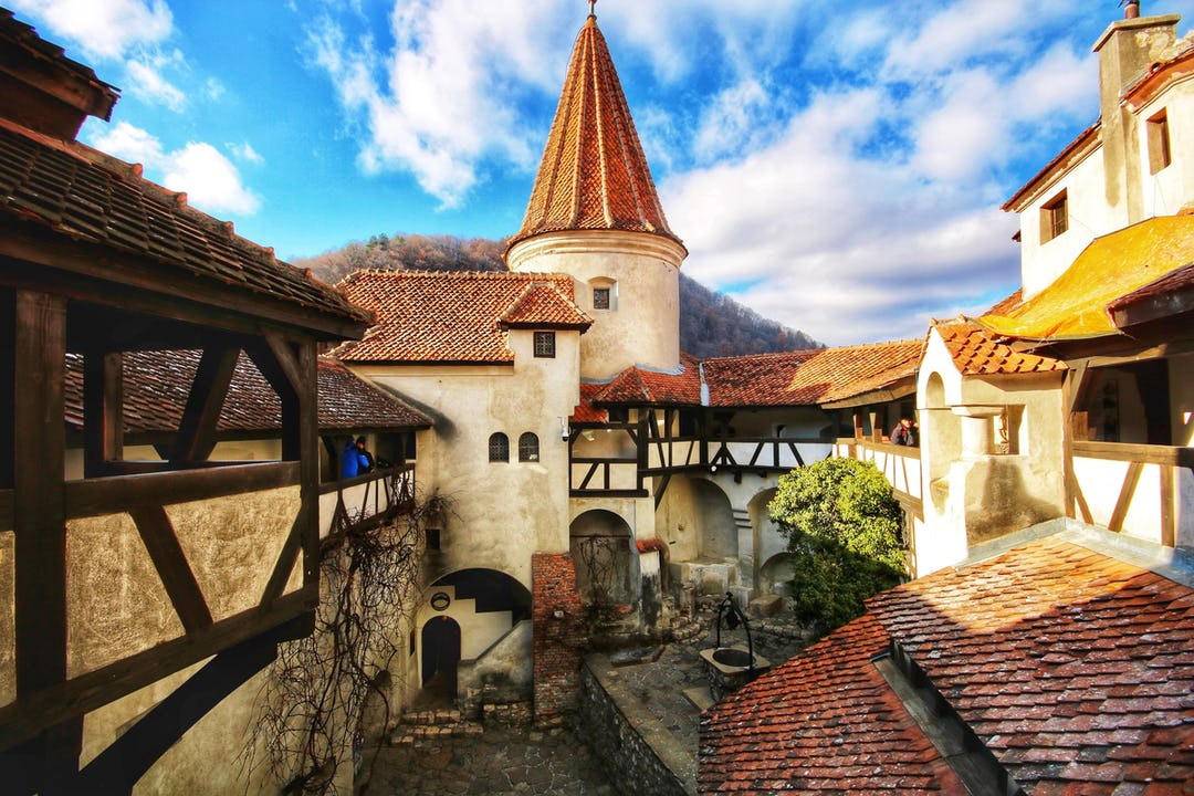 Fortified church Transylvania