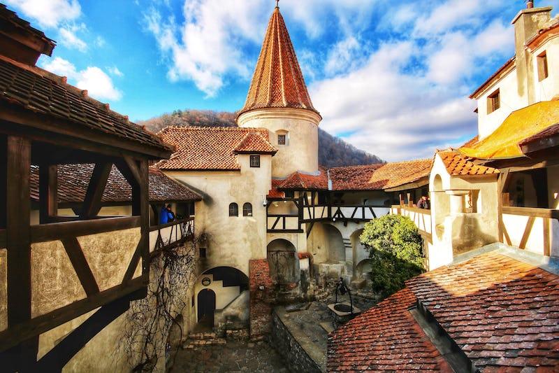 Cetate fortificată în Transilvania