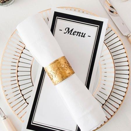 Creating menus that change daily