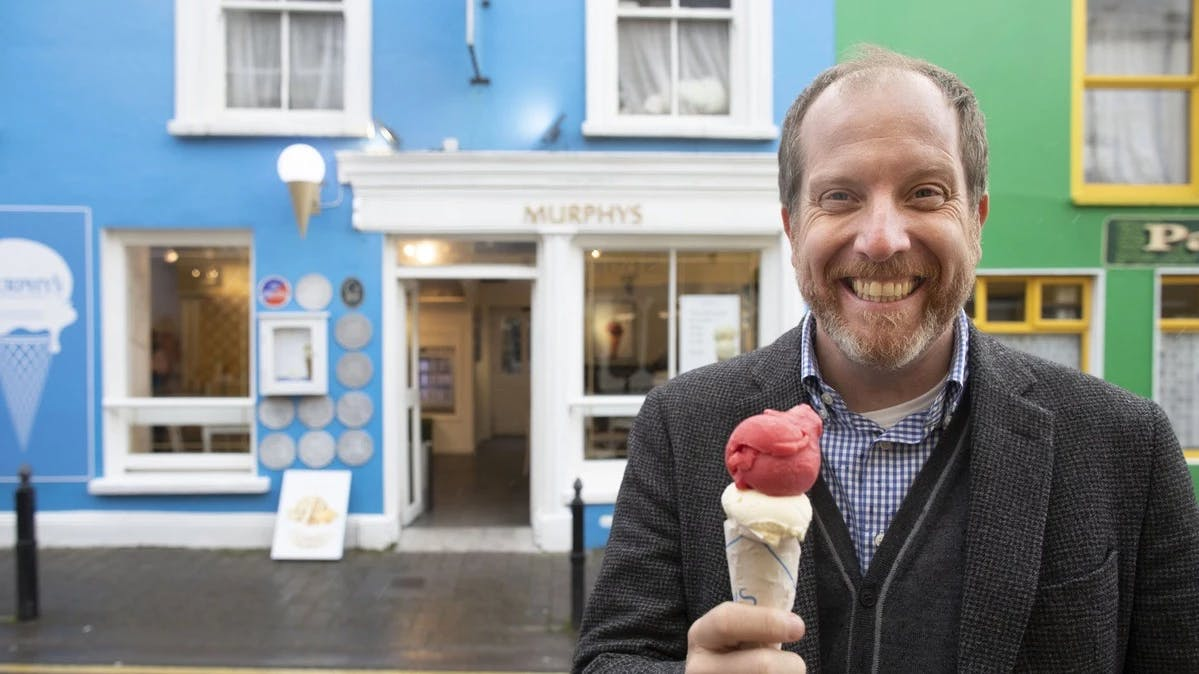 How Murphy's Ice Cream scale retail marketing