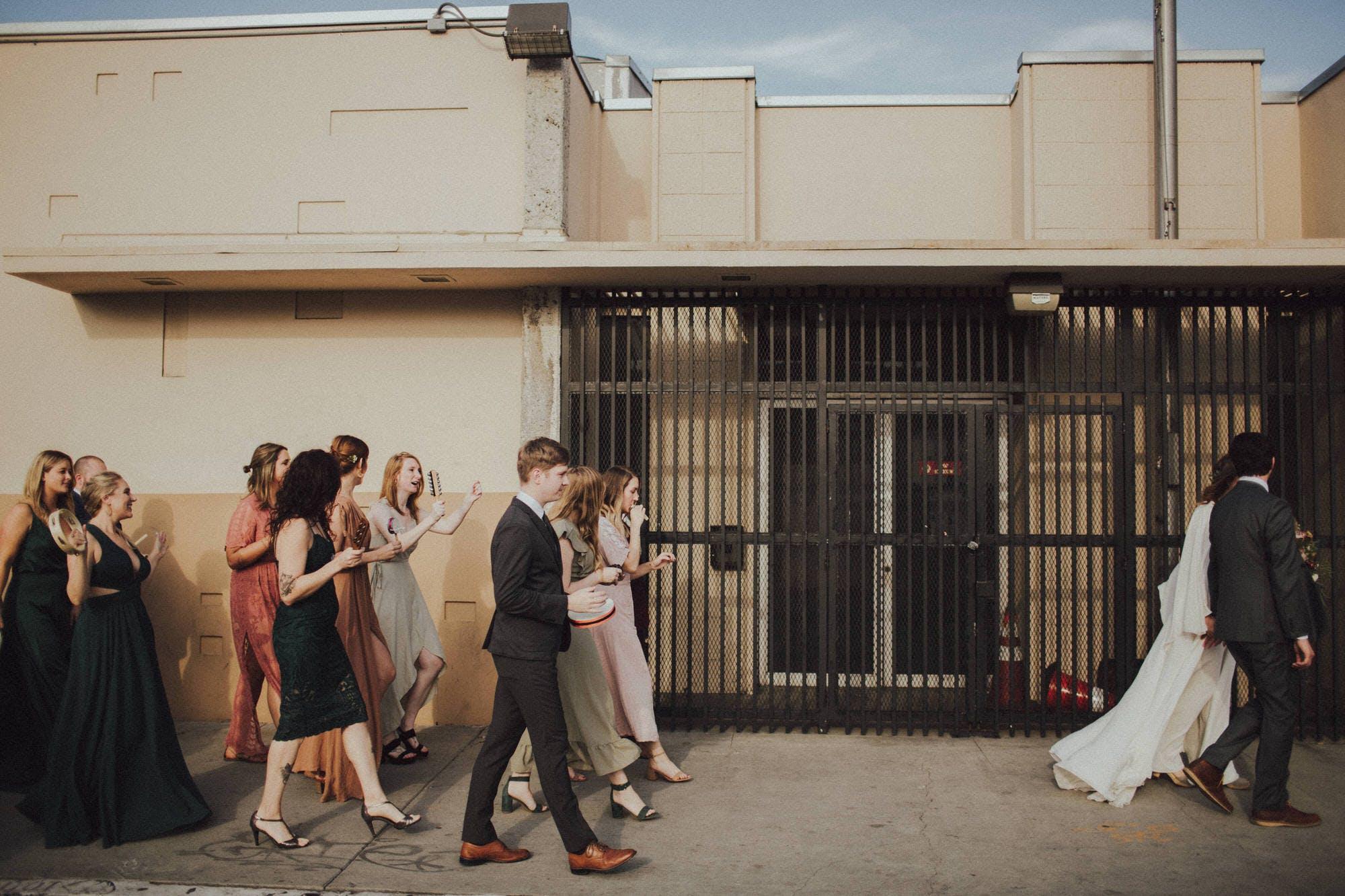 Bridal Party Millwick